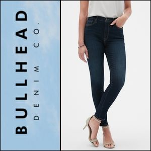 Bullhead Mid-Rise Skinny Ankle Jeans Size 3